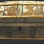 Baúl de piel S.XVIII